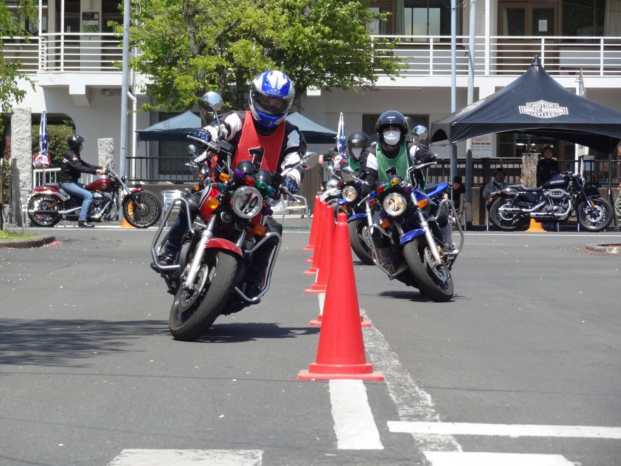 バイクスクール 4・5・6月開催の中止について